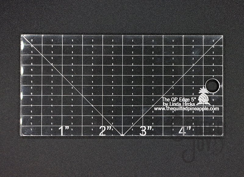 The QP Edge Straight Rulers- #5