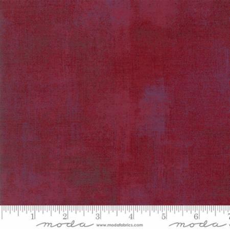 Grunge from Moda #30150 334 Beet Red