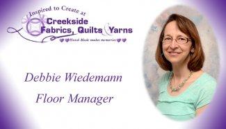 Deborah Wiedemann