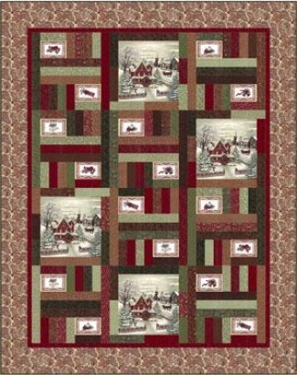 Once Upon A Memory Quilt Kit