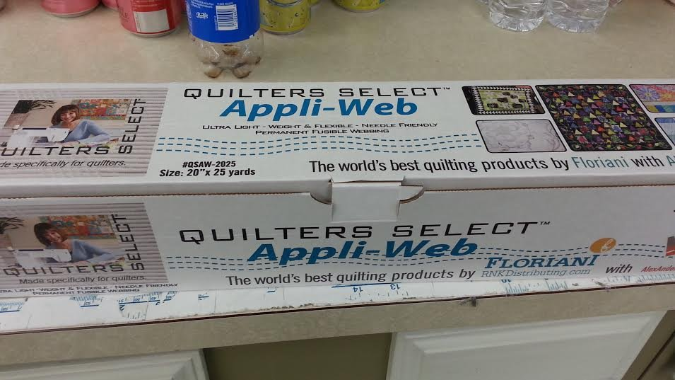 Quilter's Select Appli-Web