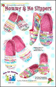 Mommy & Me Slppers from Cool Cat Creations