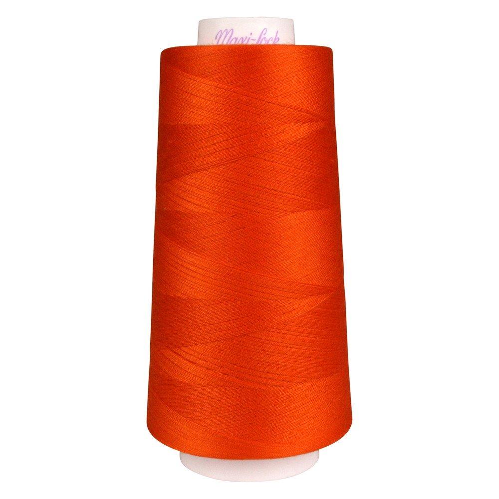 Maxi- Lock Thread #32111 Tobaggan Orange