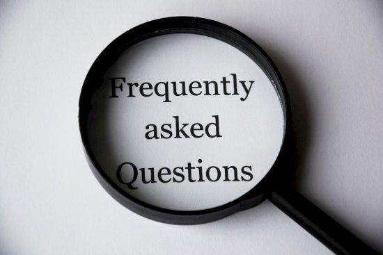 """FAQ""""s"""