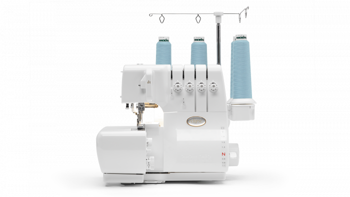 Used Eclipse DX Serger