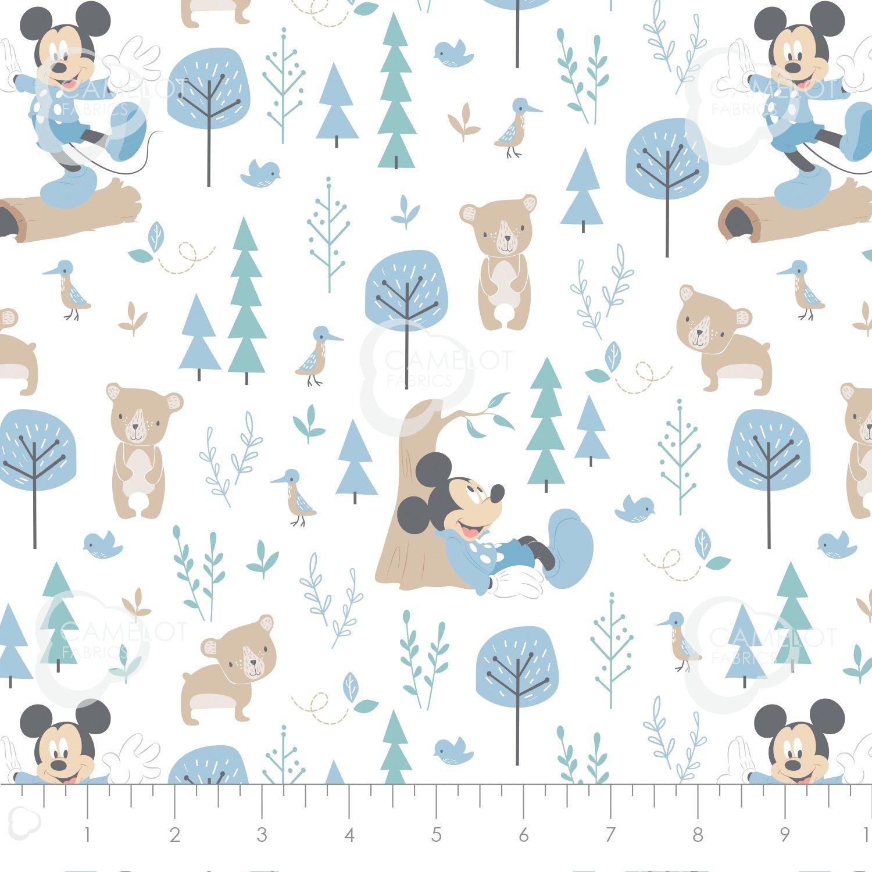 Disney Little Meadow-Little Bear #85270405 01  Mickey