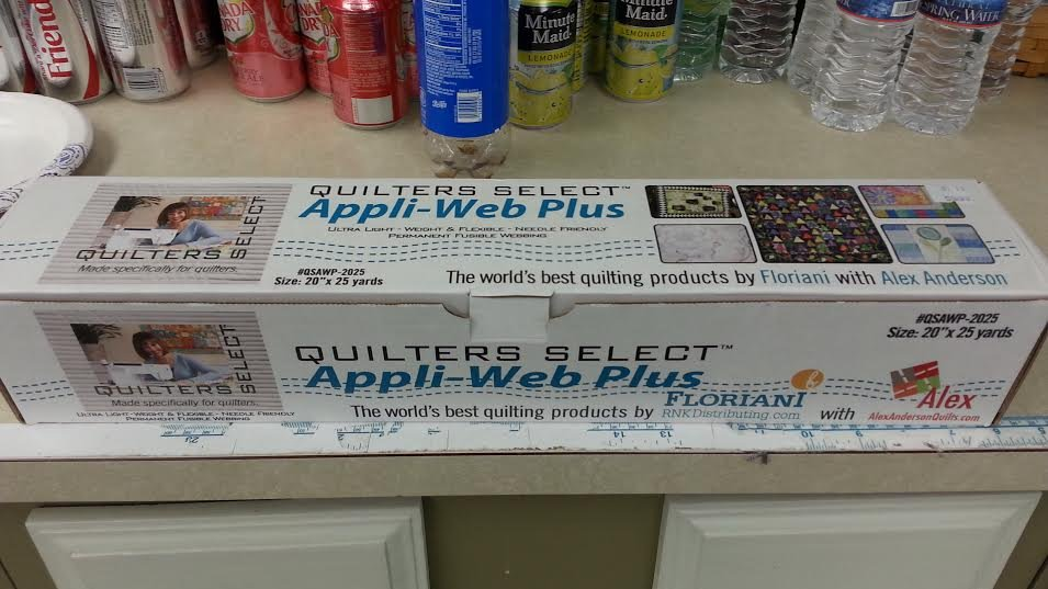Quilter's Select Appli-Web Plus