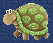 Paul & Sheldon Playmat by Susybee  #SB20223-780 Panel