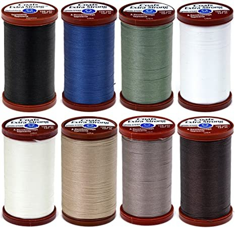 Coats Extra Strong Upholstery Thread 150 Yds