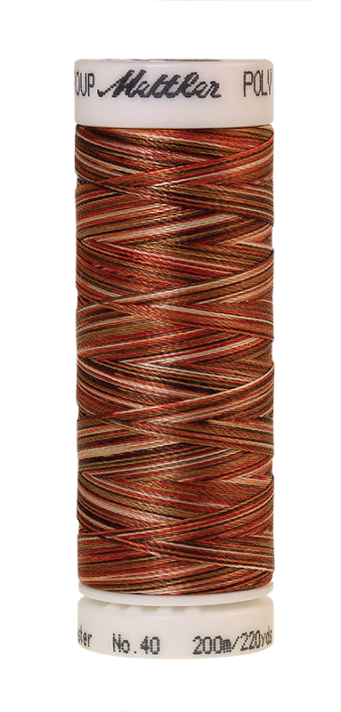 Poly Sheen Multi Threads #9302 Autumn Spice