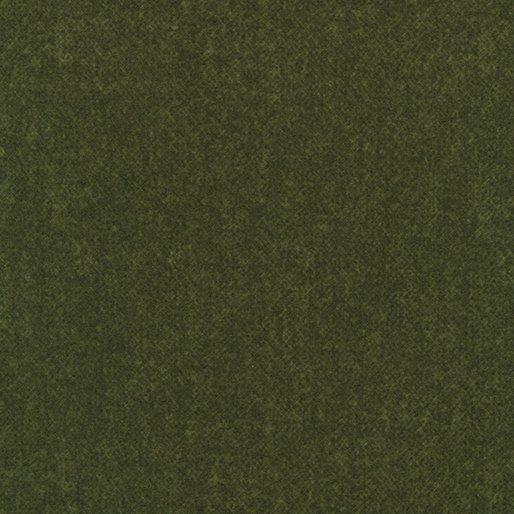 Winter Wool Flannel from Benartex #9618F-45 Forest Tweed Flannel