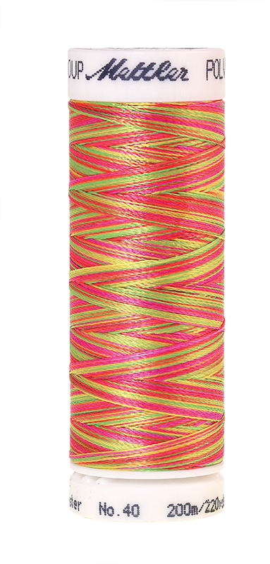 Poly Sheen Multi Threads #9914 Sporty Neons