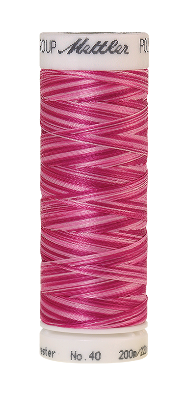 Poly Sheen Multi Threads #9923 Lipstick Pinks