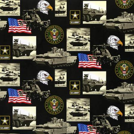Military Prints from Sykel- 021-A Army