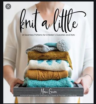 Knit A Little by Marie Greene