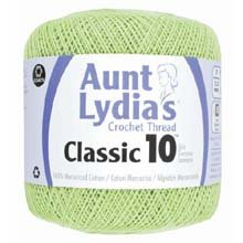 Aunt Lydia's Crochet Thread Classic 10 - 350 Yards