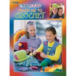 Teach Me to Crochet - Cool Stuff