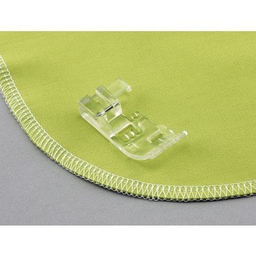 Clear Curved Foot  BLE8-CLVF