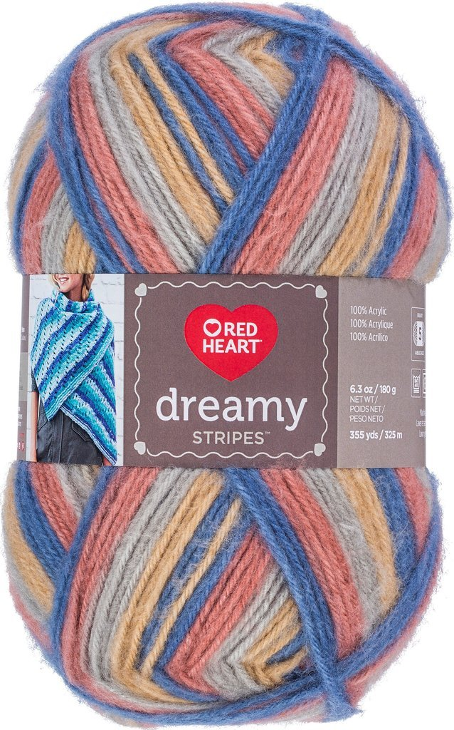 Red Heart Dreamy - Dream Catcher