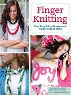 Finger Knitting by Mary Beth Temple