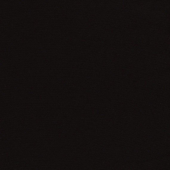 Poly Cotton Fabric- Black
