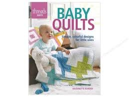 Baby Quilts by Anjeanette Klinder