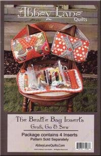 The Beatle Bag #R186 - inserts