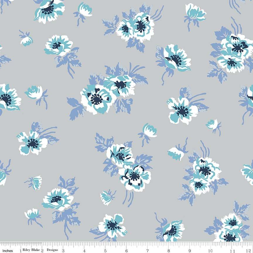 Derby Day Knit K6870 Gray
