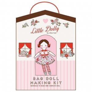 Little Dolly Rag Doll Materials Kit