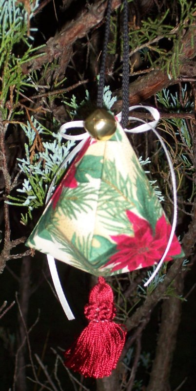 Origami Ornament Kit by Penny Marble Quilt Designs