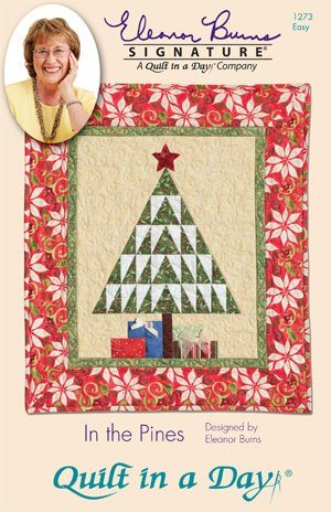 In The Pines from Quilt In A Day