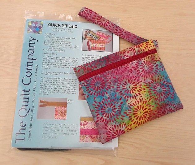 Quick Zip Bag kit
