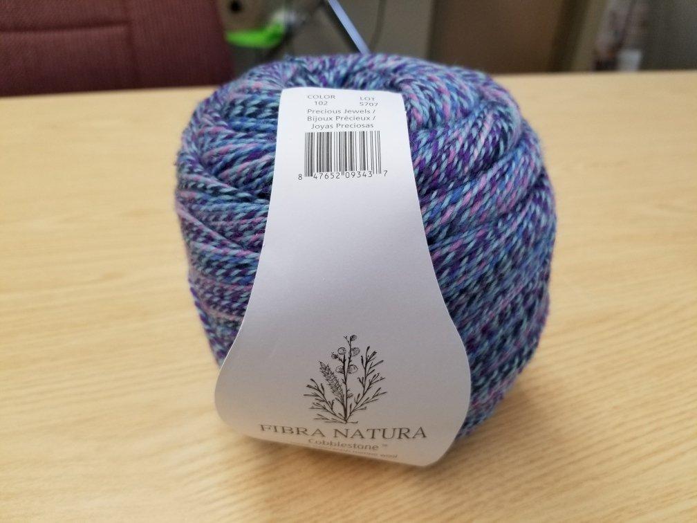 Fibra Natura Cobblestone Yarn