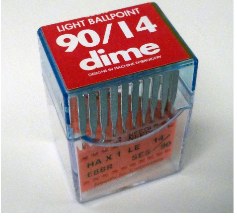 dime Embroidery Needles