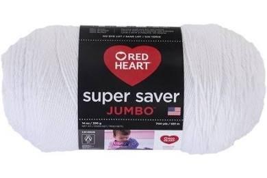 Red Heart Super Saver Jumbo