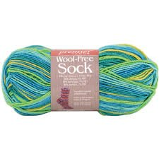 Wool-Free Sock Yarn