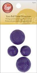 Yarn Ball Point Protectors by Boye