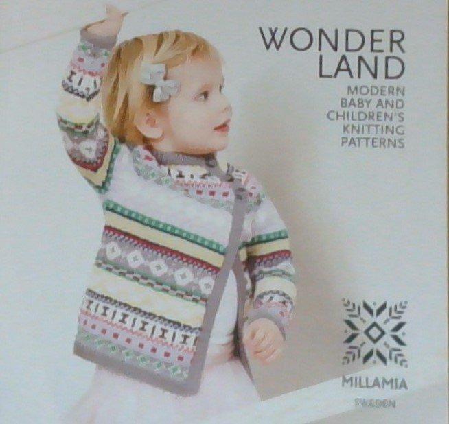 Wonder Land Modern Baby Knits to make