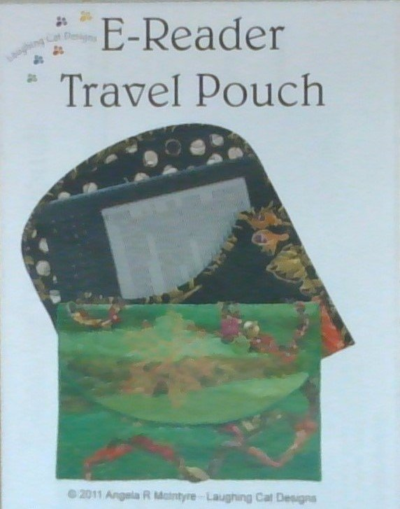 E - Reader Travel Pouch