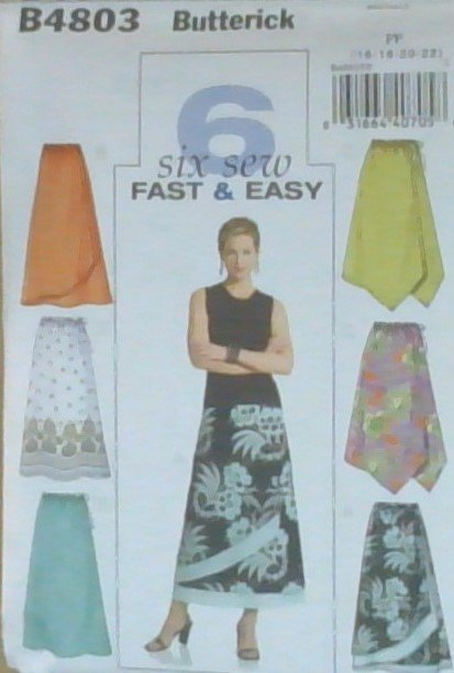 Ladies Skirts B4803 FF/16-22