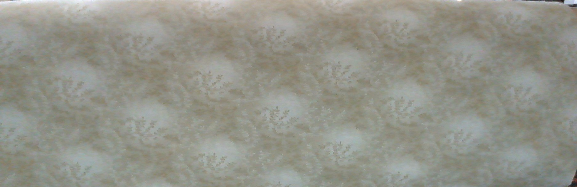 Choice Quilt Backing BD-47603-702 Light Beige Leaves 108