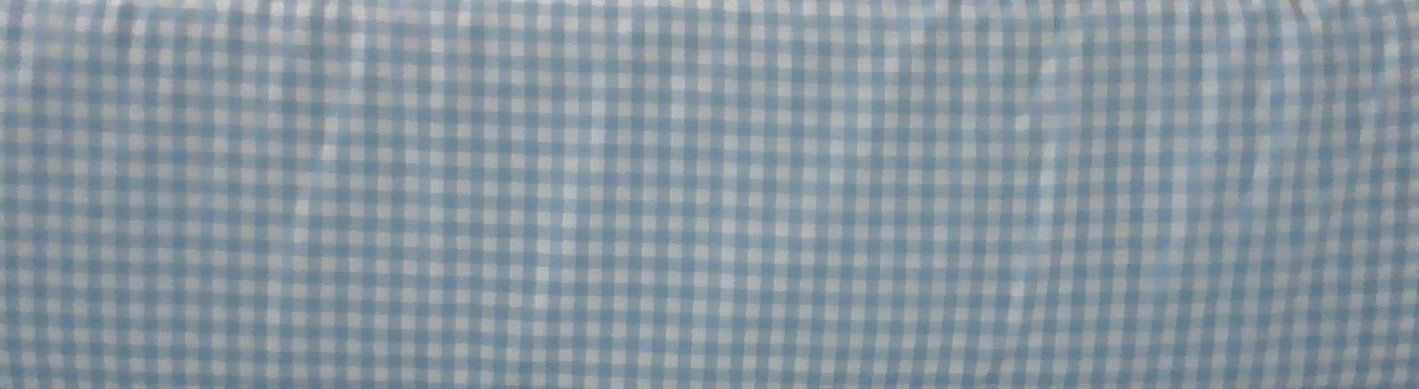 Dacron Polyester Combed Cotton Blue 1/4