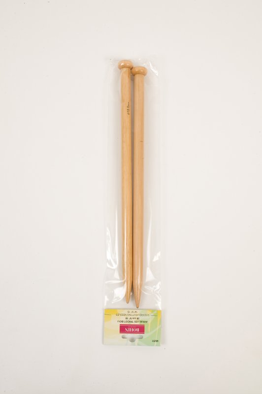 68293 Wooden Needle #15 - pack of 2