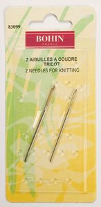 83099 Knitters needles - pack of 2