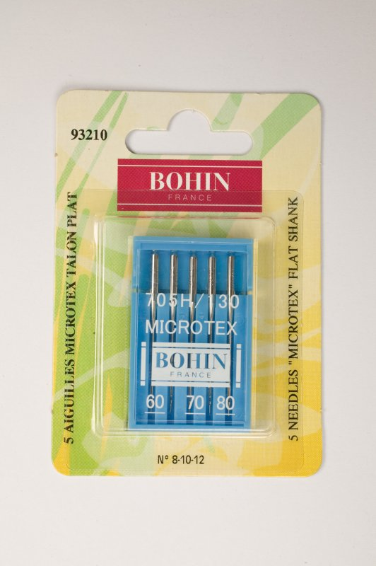 93210 Microtex Assorted 60/70/80 - 8/10/12