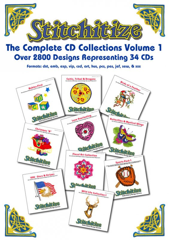 The Complete Vol. 1 Collection
