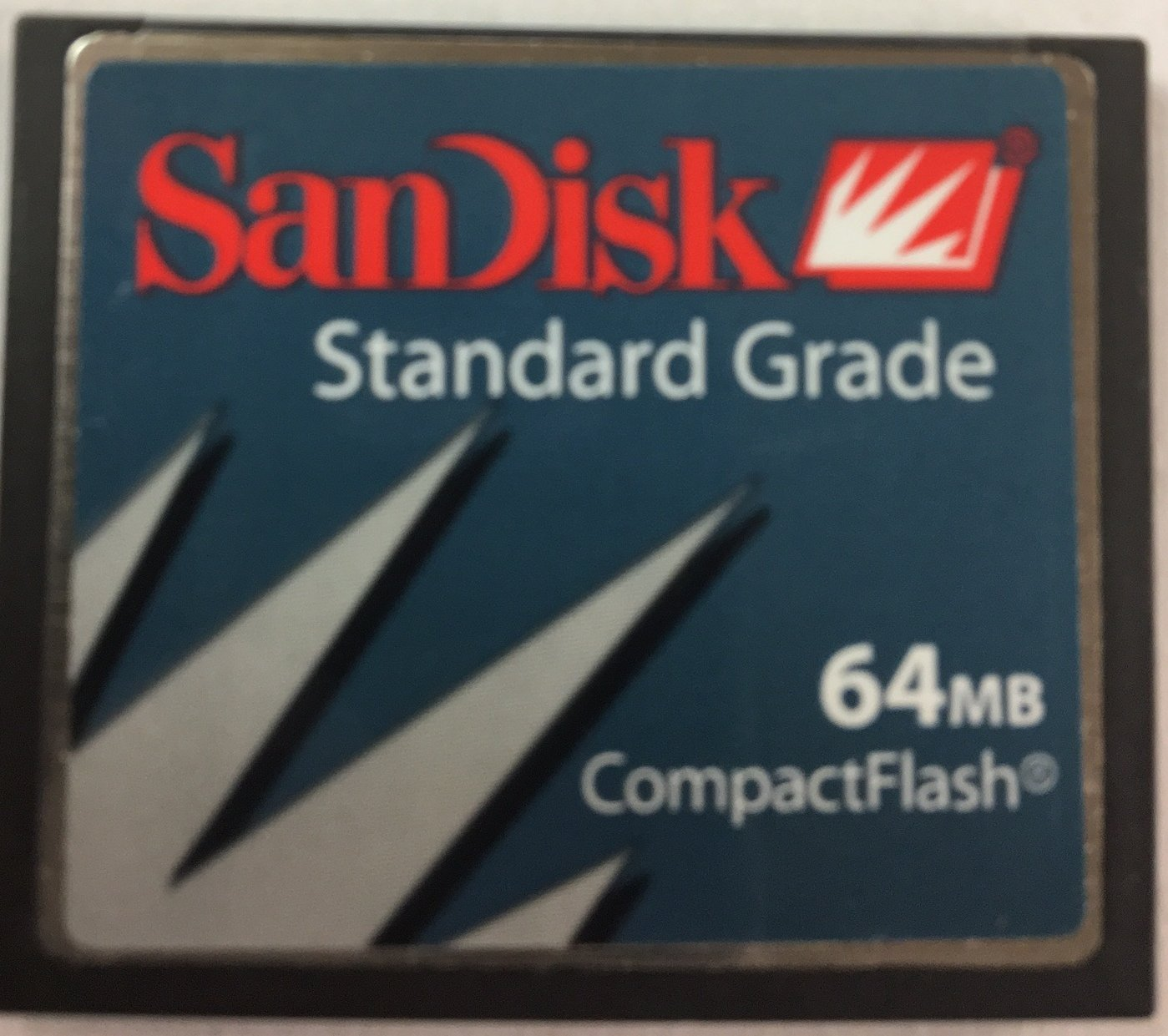 ScanDisk 64MB Compact Flash