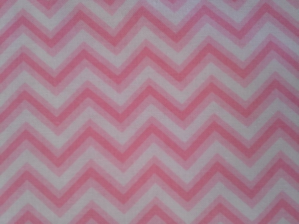 Chevron - Anything Goes Basics (Pink) (F3303)