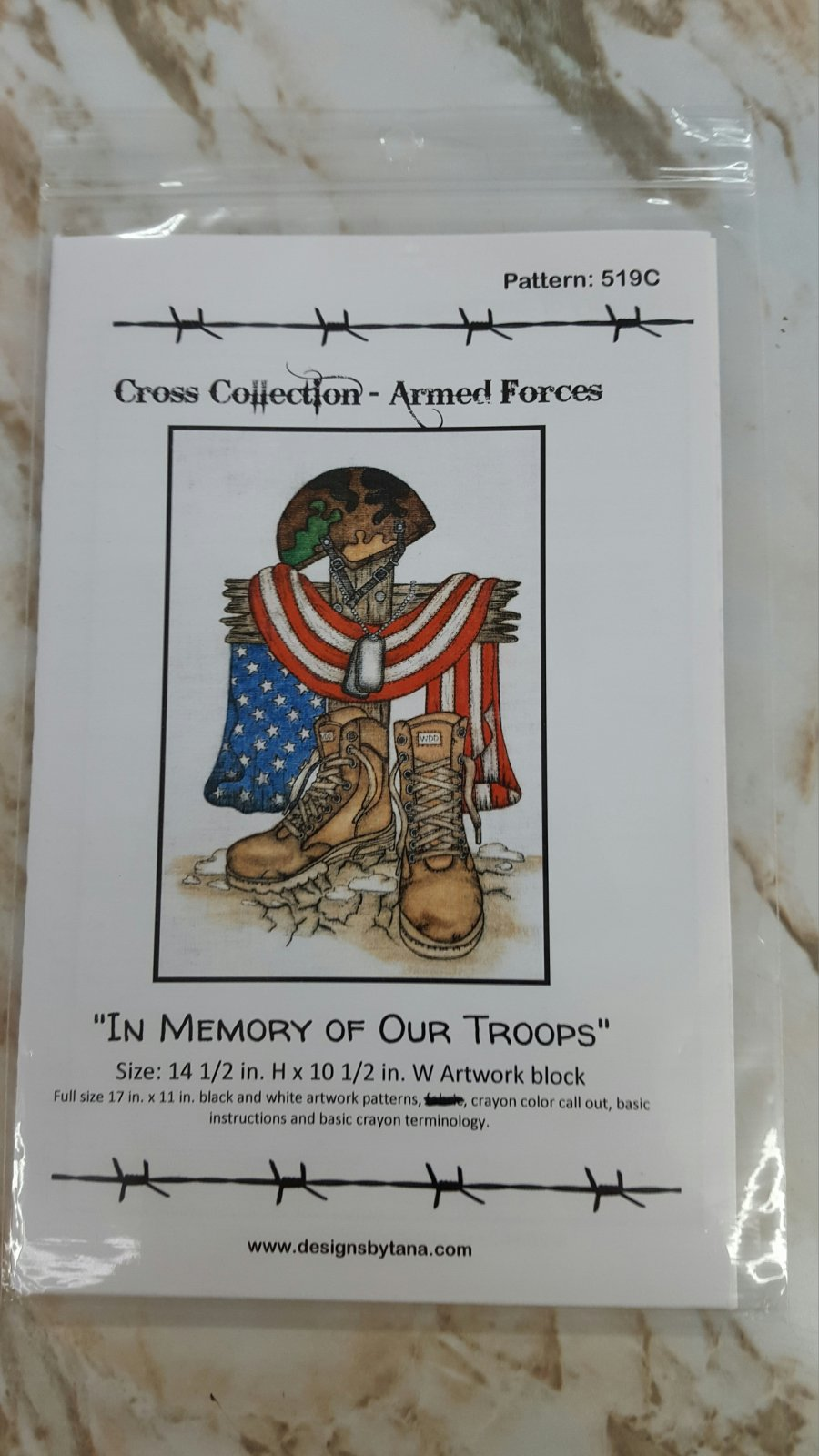 Cross Collection - Armed Forces (In Memory Of Our Troops)
