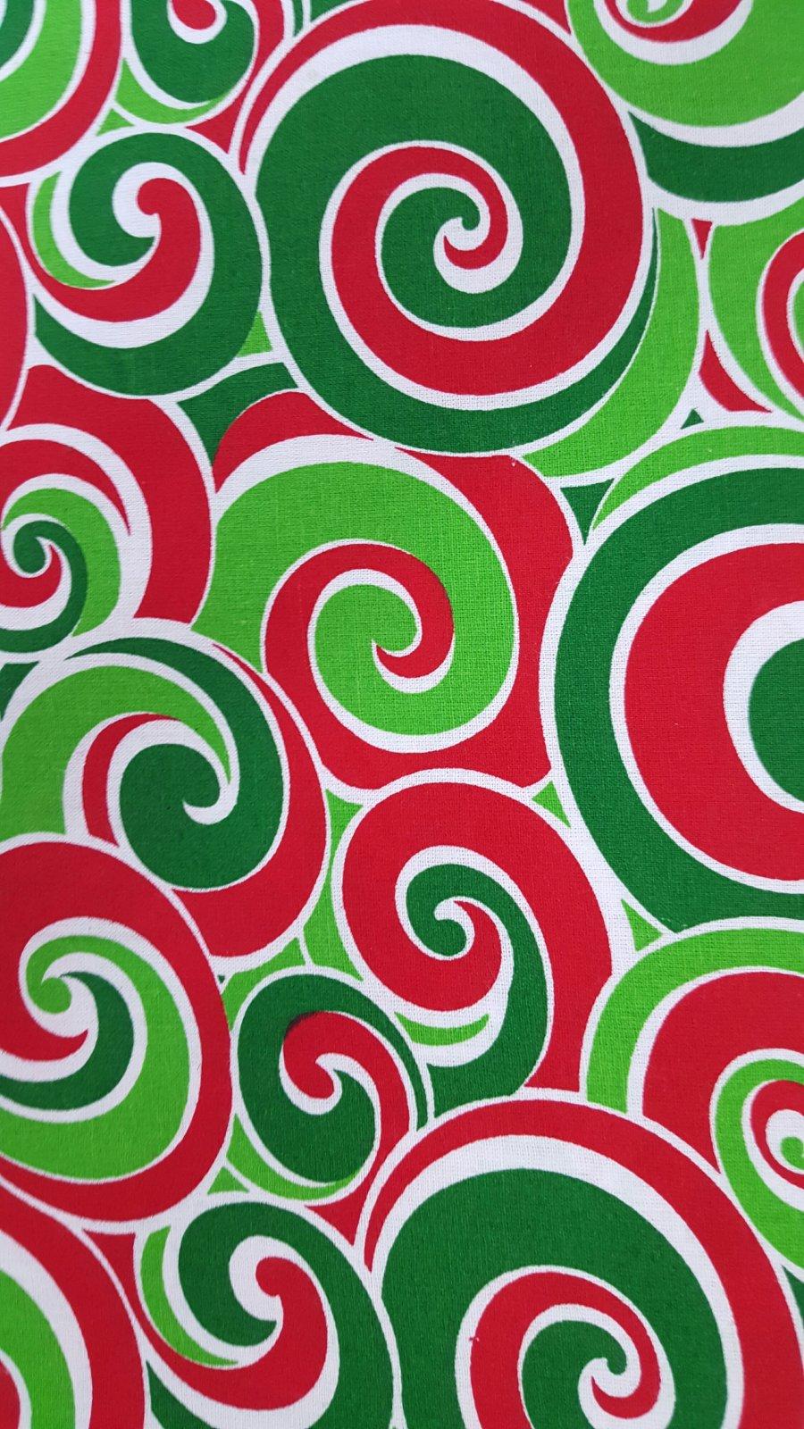 Christmas Swirl (F2998)